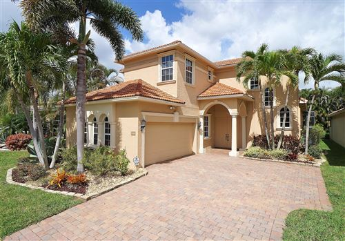 Photo of 7217 Veneto Drive, Boynton Beach, FL 33437 (MLS # RX-10508623)
