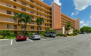 Photo of 14671 Bonaire Boulevard #101, Delray Beach, FL 33446 (MLS # RX-10544623)