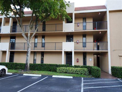 Photo of 5607 Coral Lake Drive #107, Margate, FL 33063 (MLS # RX-10635623)
