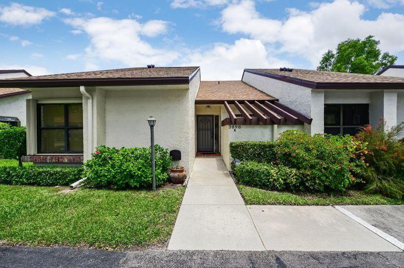 3898 Vine Tree Trail #A, Lake Worth, FL 33467 - #: RX-10622623