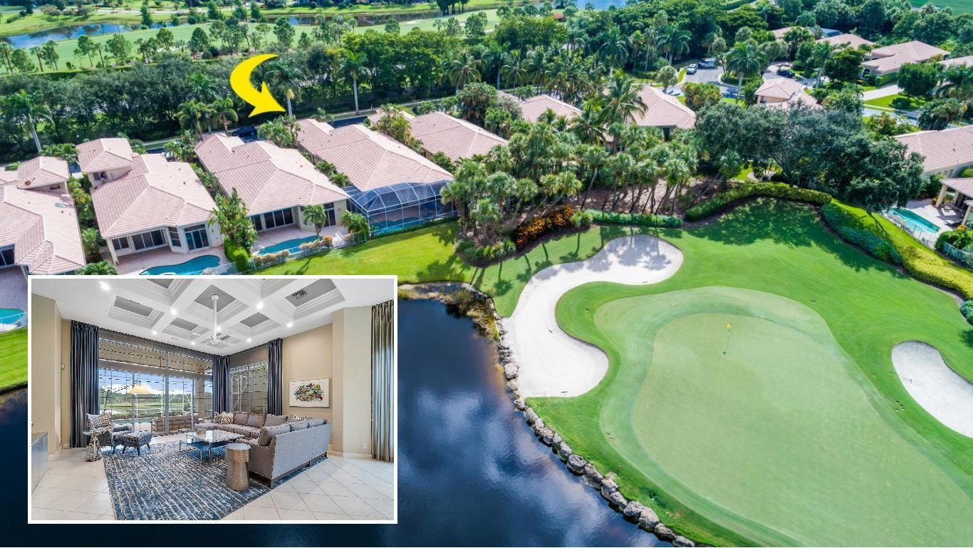 7754 Villa D Este Way, Delray Beach, FL 33446 - #: RX-10642623