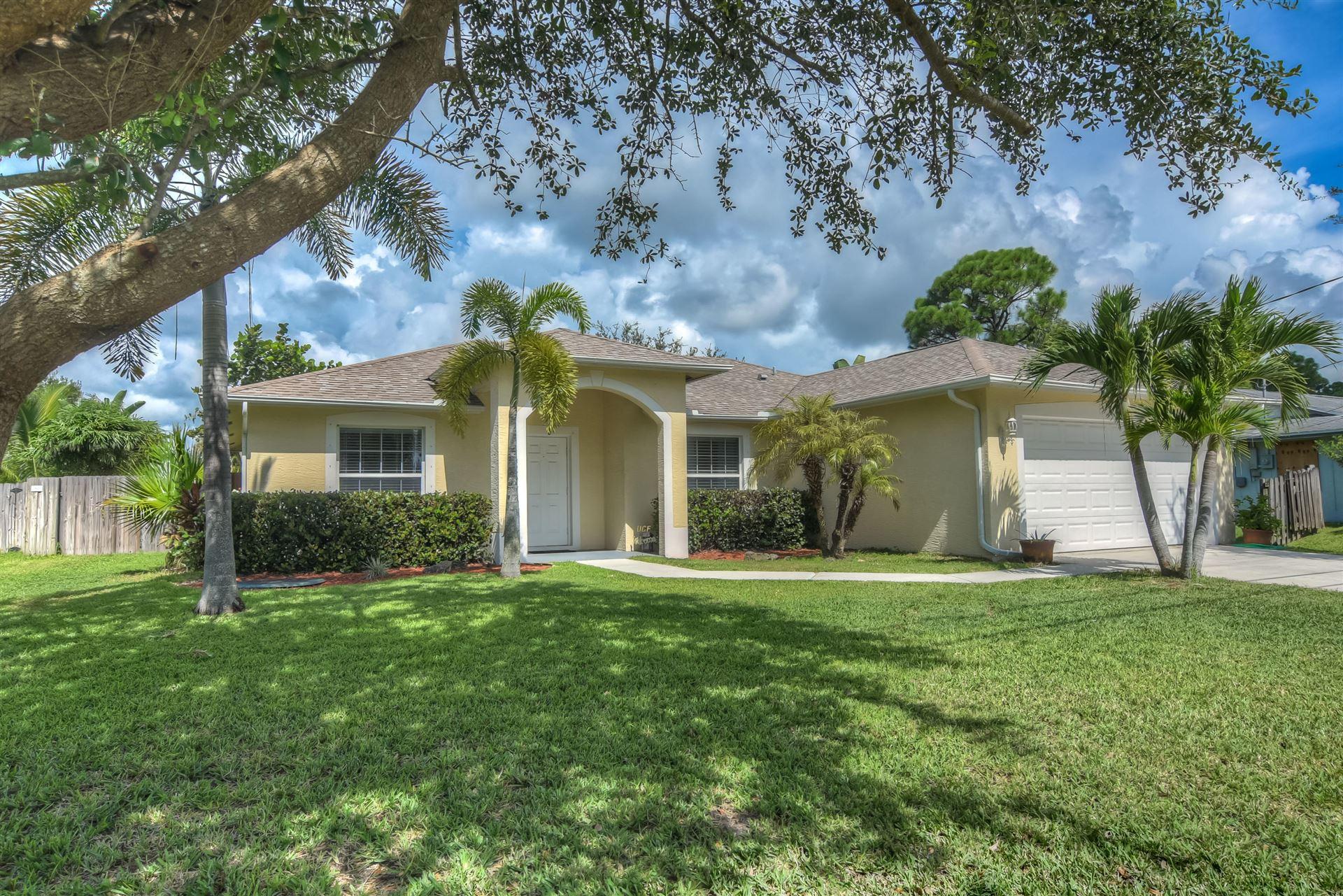 3226 SW Escarole Street, Port Saint Lucie, FL 34953 - #: RX-10644623