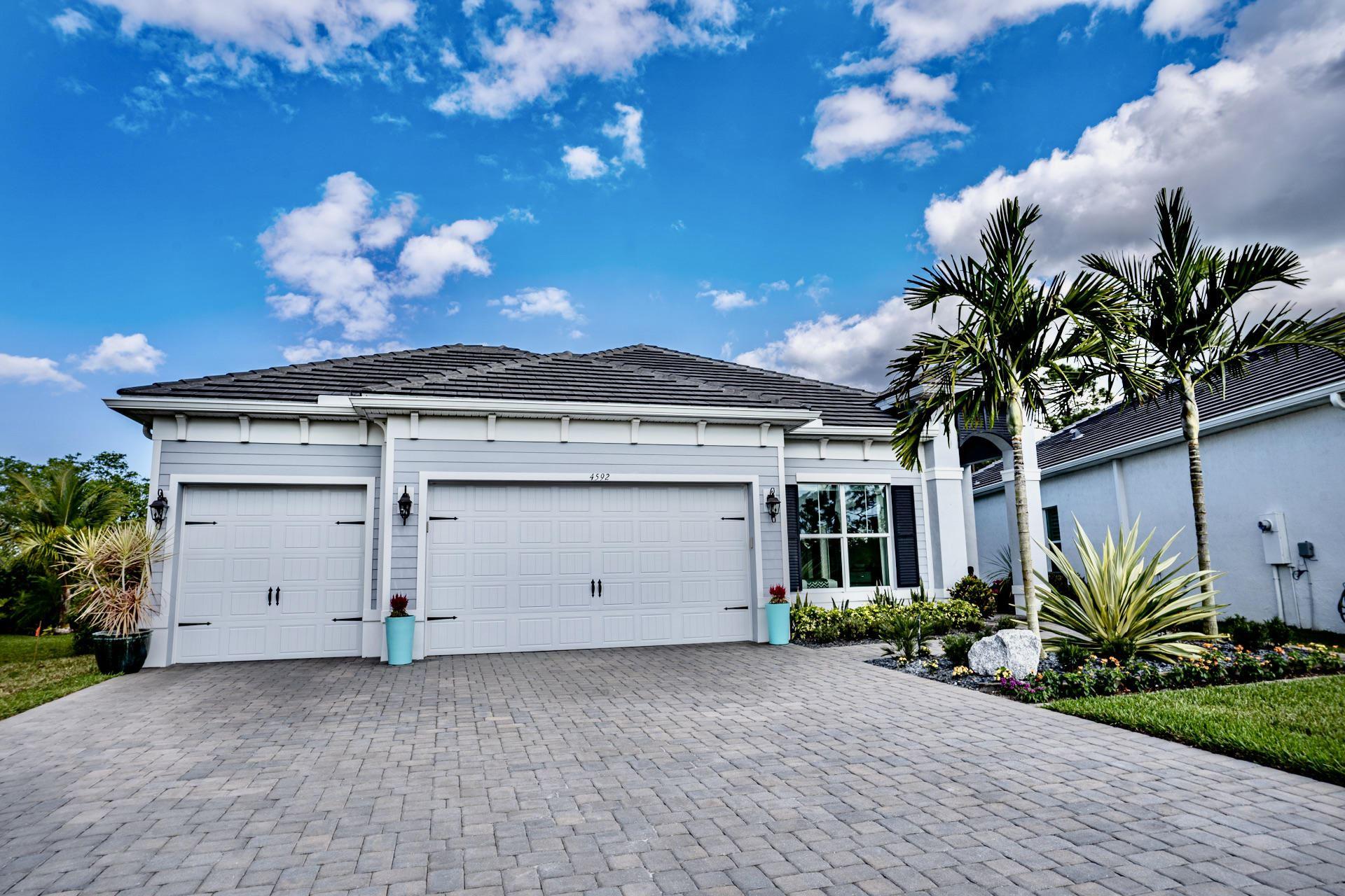 4592 SW Millbrook Lane, Stuart, FL 34997 - #: RX-10701623