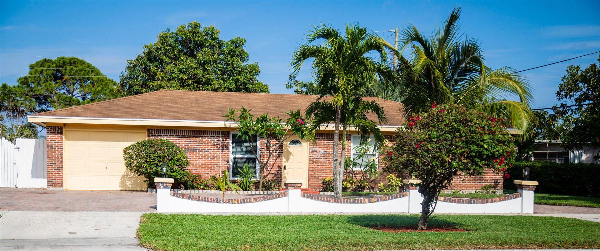 420 Kirk Road, Palm Springs, FL 33461 - MLS#: RX-10706624