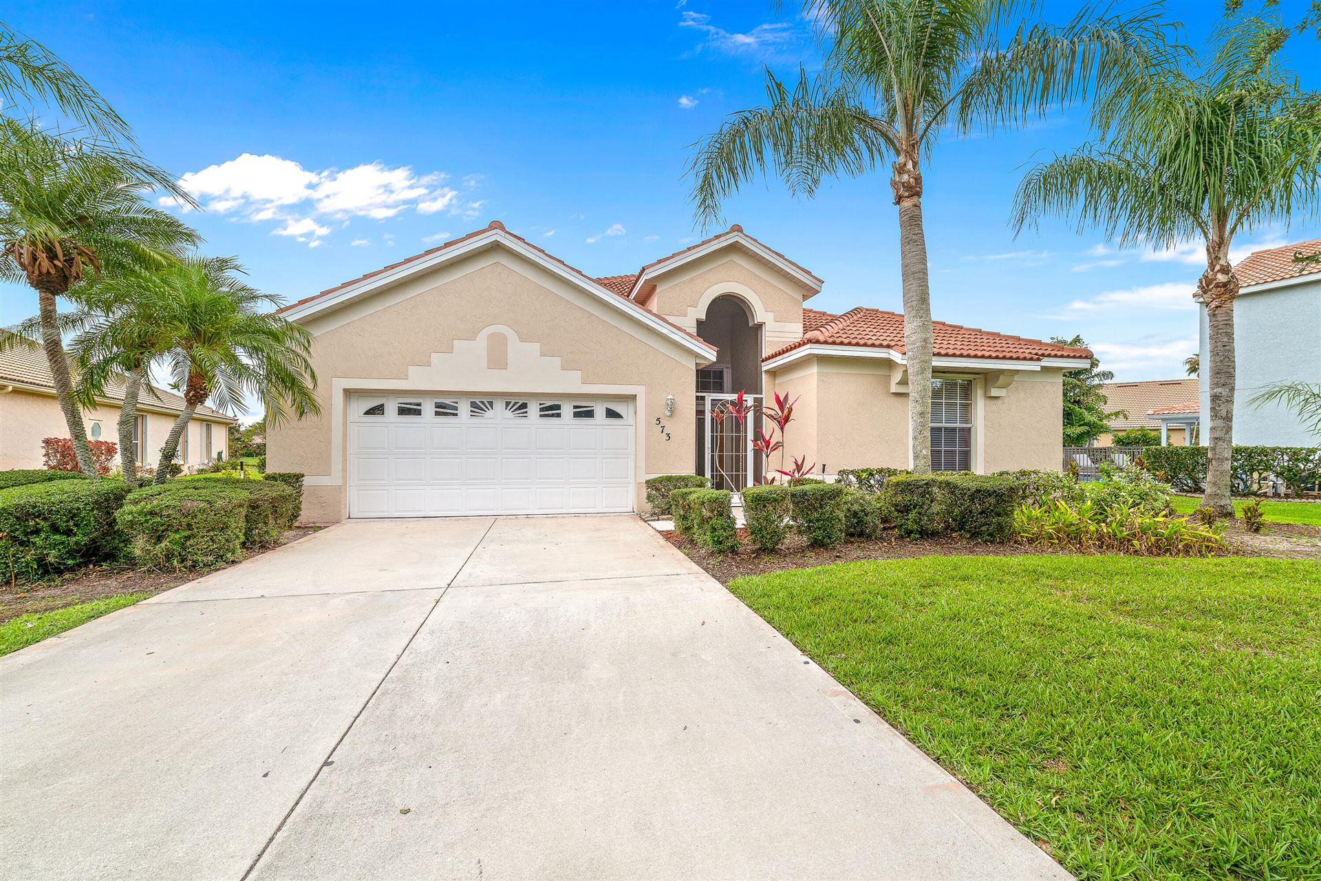 573 SW Spring Hill Point, Port Saint Lucie, FL 34986 - MLS#: RX-10716624
