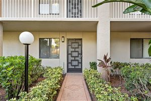 Photo of 6121 Pointe Regal Circle #105, Delray Beach, FL 33484 (MLS # RX-10577625)