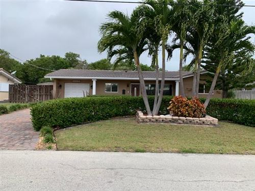 Photo of 2741 NE 53rd Court, Lighthouse Point, FL 33064 (MLS # RX-10591625)