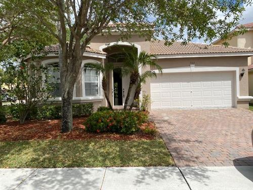 Photo of 7312 Via Leonardo, Lake Worth, FL 33467 (MLS # RX-10611625)