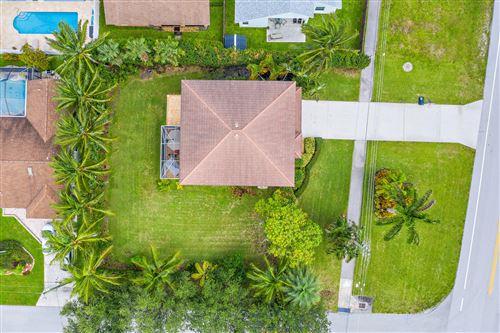 Tiny photo for 6031 Robinson Street, Jupiter, FL 33458 (MLS # RX-10736625)