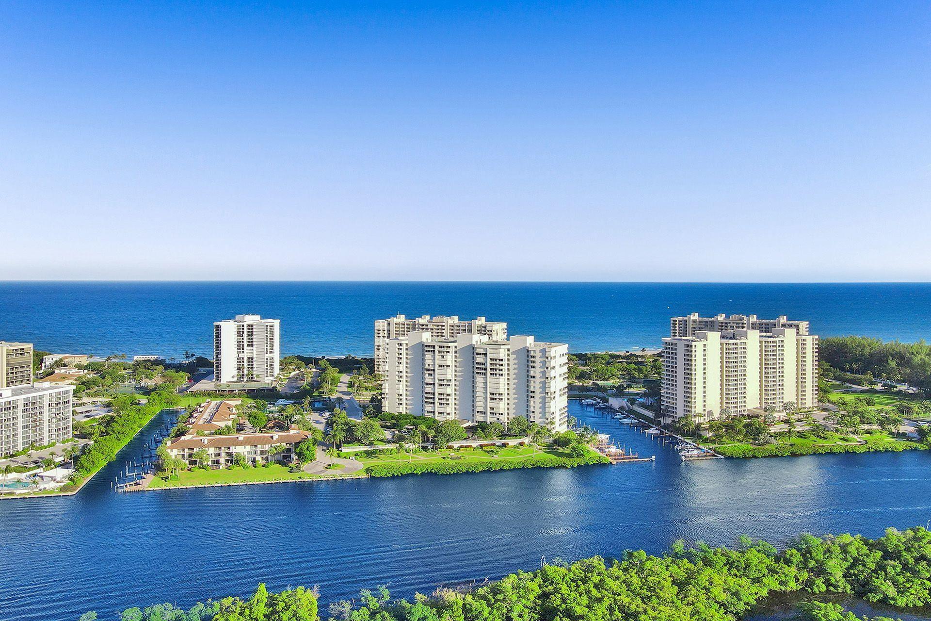 Photo of 4201 N Ocean Boulevard #C - 505, Boca Raton, FL 33431 (MLS # RX-10674625)