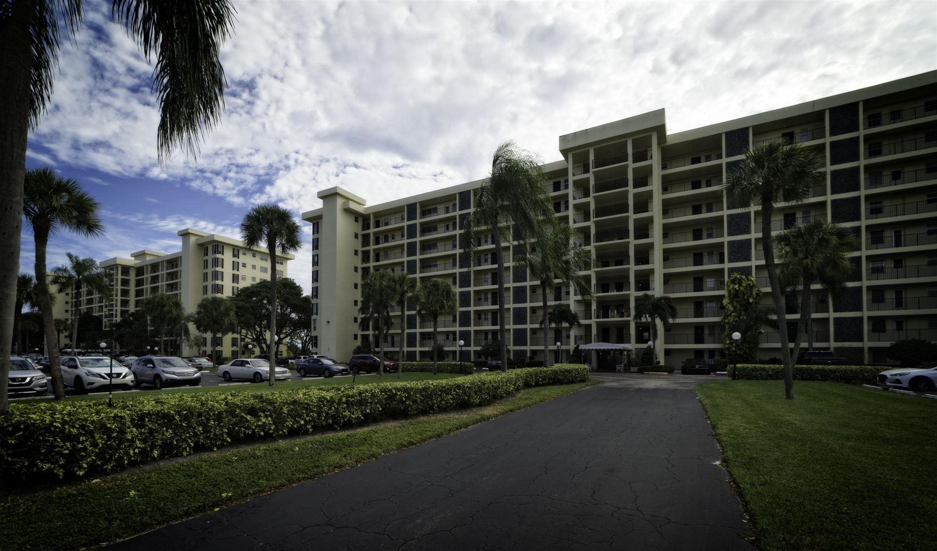 3100 N Palm Aire Drive #710, Pompano Beach, FL 33069 - MLS#: RX-10676625