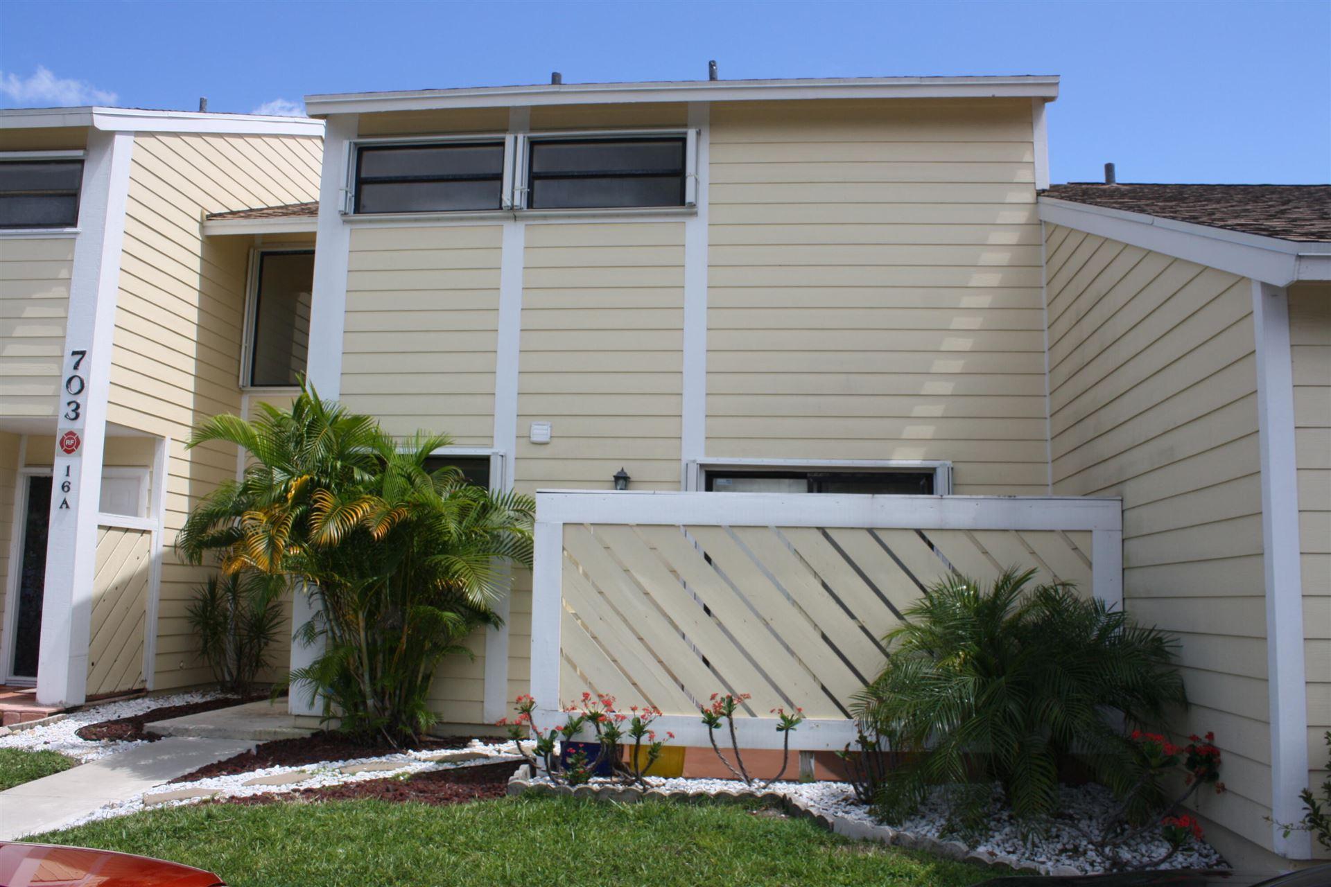 Photo of 703 Stonewood Court #16b, Jupiter, FL 33458 (MLS # RX-10734625)