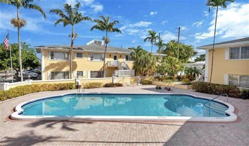 Photo of 5720 NE 22nd Way #410, Fort Lauderdale, FL 33308 (MLS # RX-10706626)
