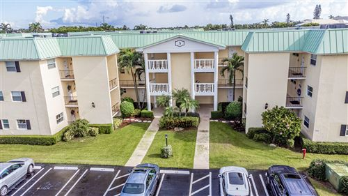 Photo of 3 Colonial Club Drive #104, Boynton Beach, FL 33435 (MLS # RX-10753626)