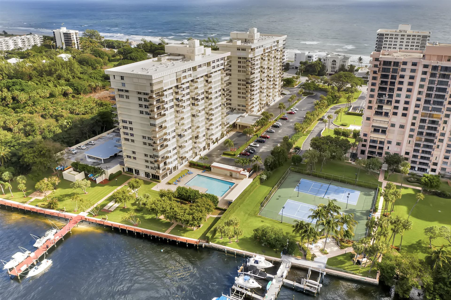 Photo of 2121 N Ocean Boulevard #209e, Boca Raton, FL 33431 (MLS # RX-10674626)