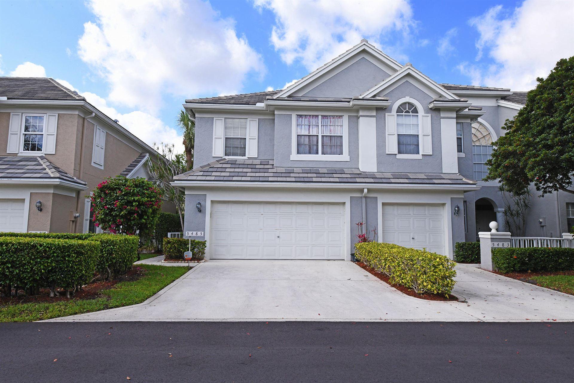 5485 Grand Park Place, Boca Raton, FL 33486 - MLS#: RX-10712626