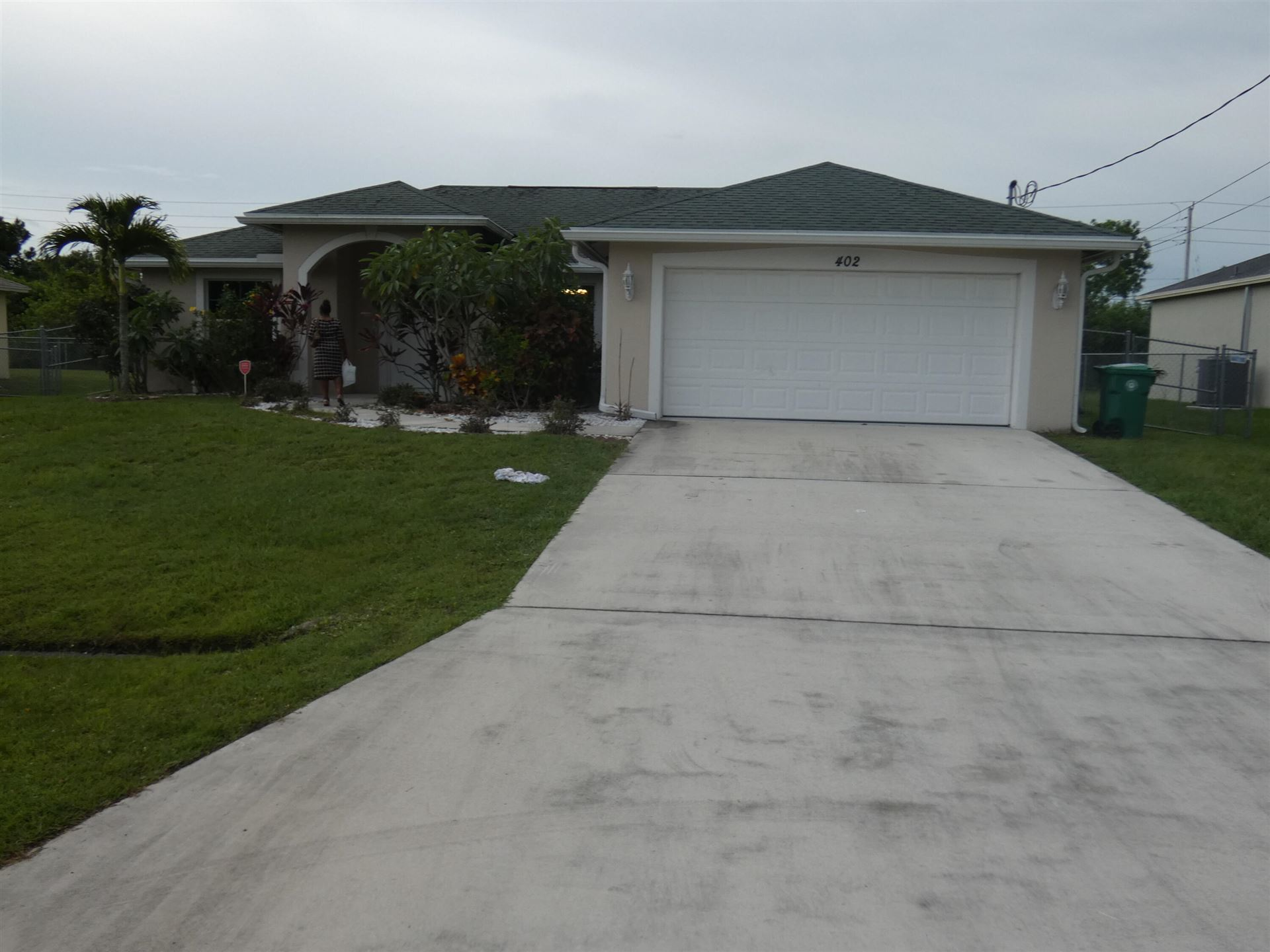 402 SW Ridgecrest Drive, Port Saint Lucie, FL 34953 - #: RX-10728626