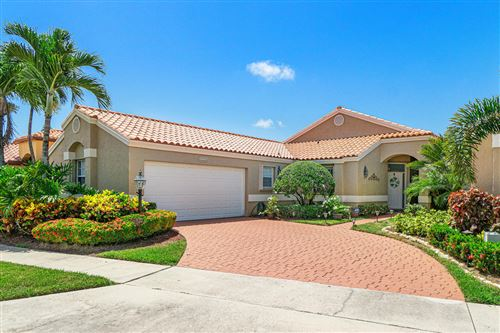 Photo of 8490 Nadmar Avenue, Boca Raton, FL 33434 (MLS # RX-10643627)