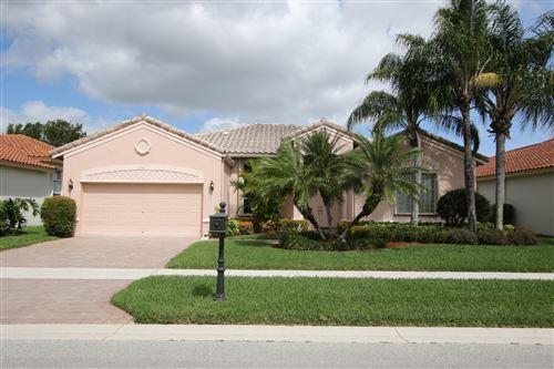 Photo of 6596 Boticelli Drive, Lake Worth, FL 33467 (MLS # RX-10696627)