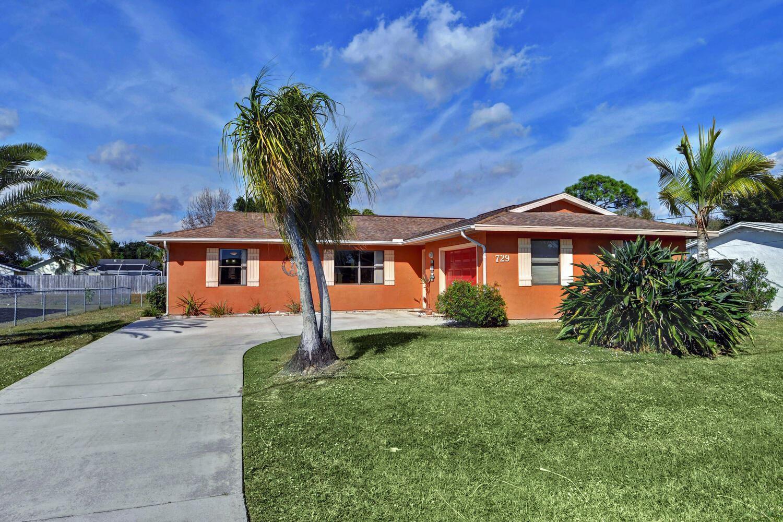 729 SW Duval Avenue, Port Saint Lucie, FL 34983 - #: RX-10688627