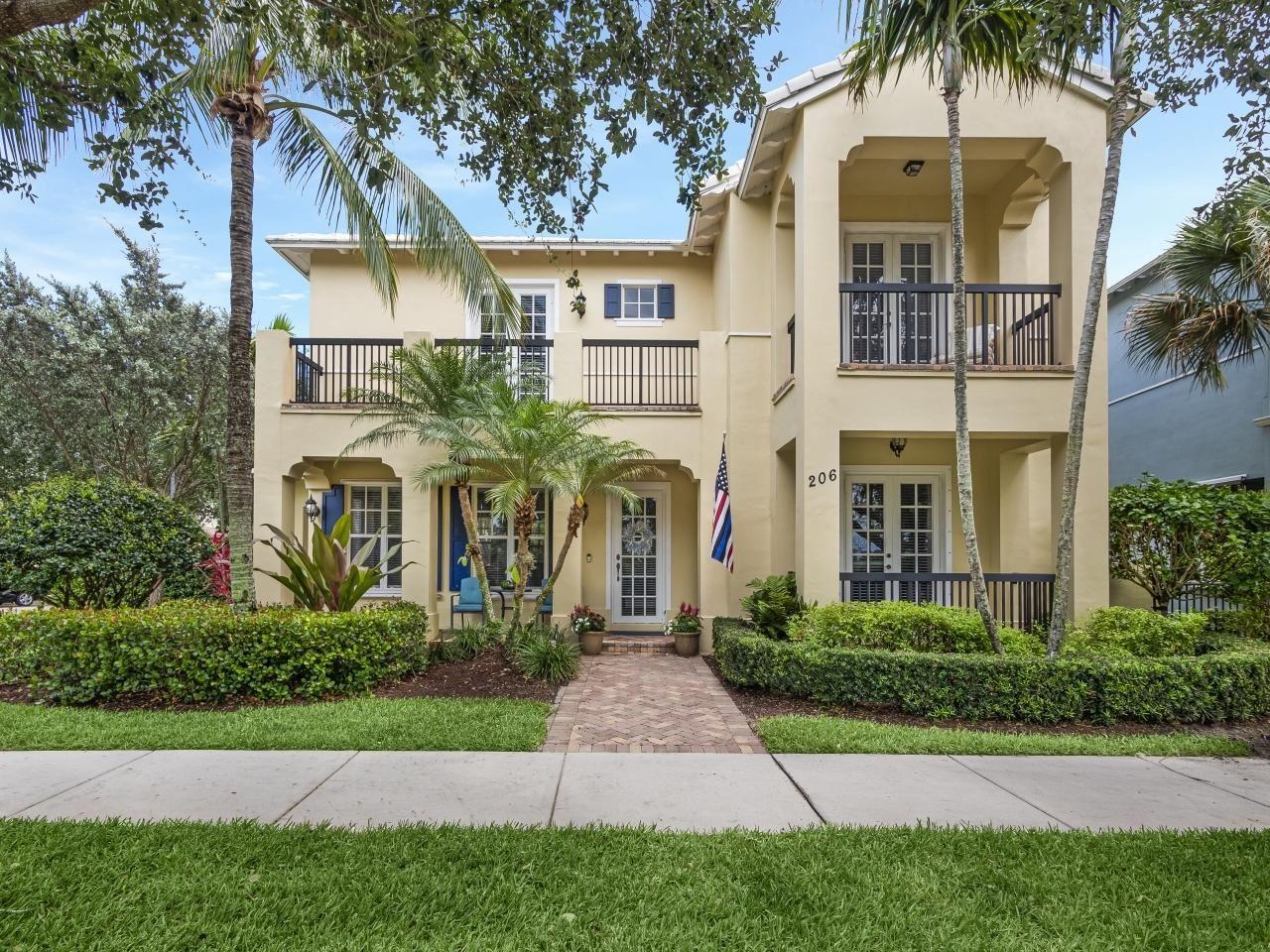 206 Botanica Drive, Jupiter, FL 33458 - MLS#: RX-10722627