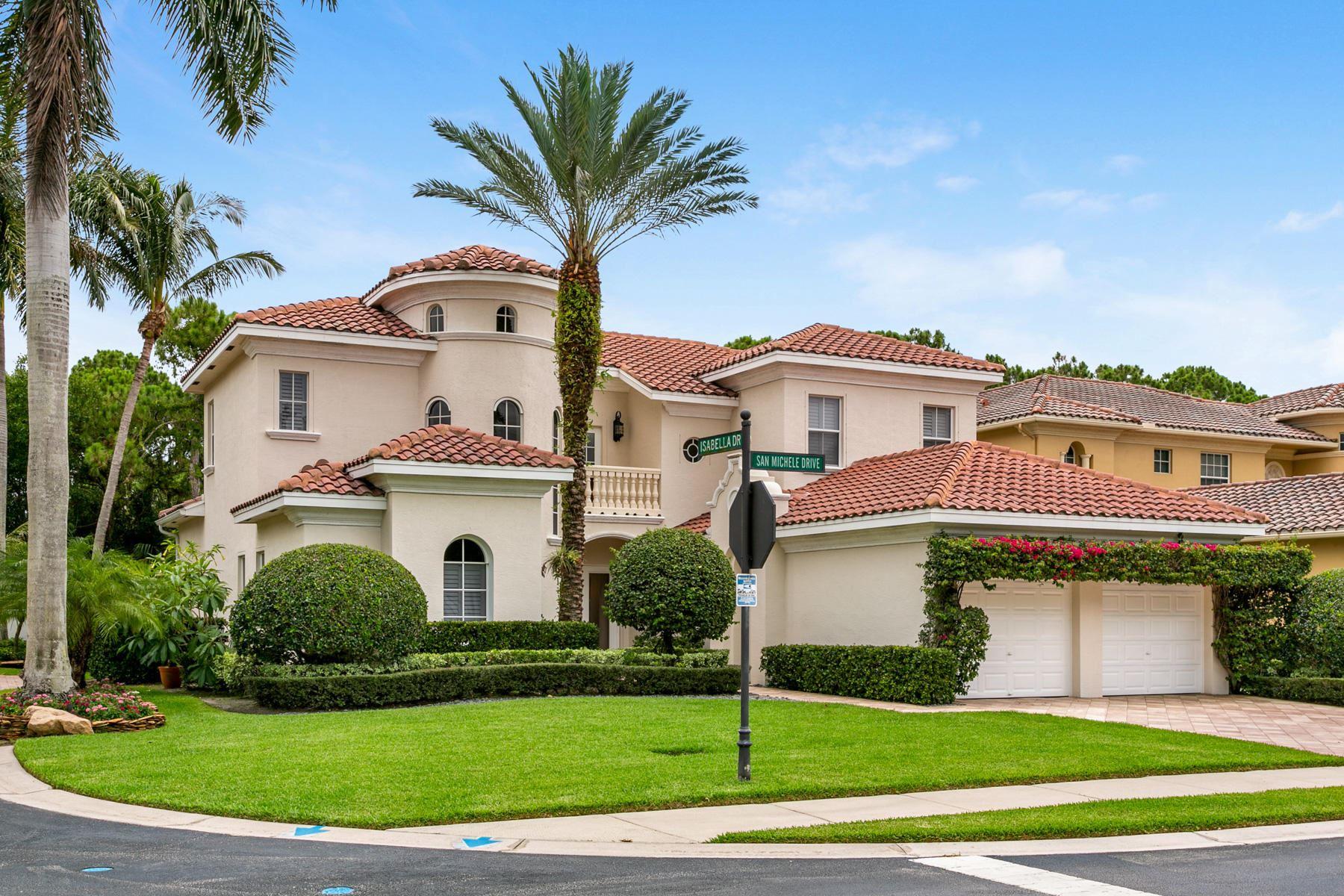 3158 San Michele Drive, Palm Beach Gardens, FL 33418 - #: RX-10726627