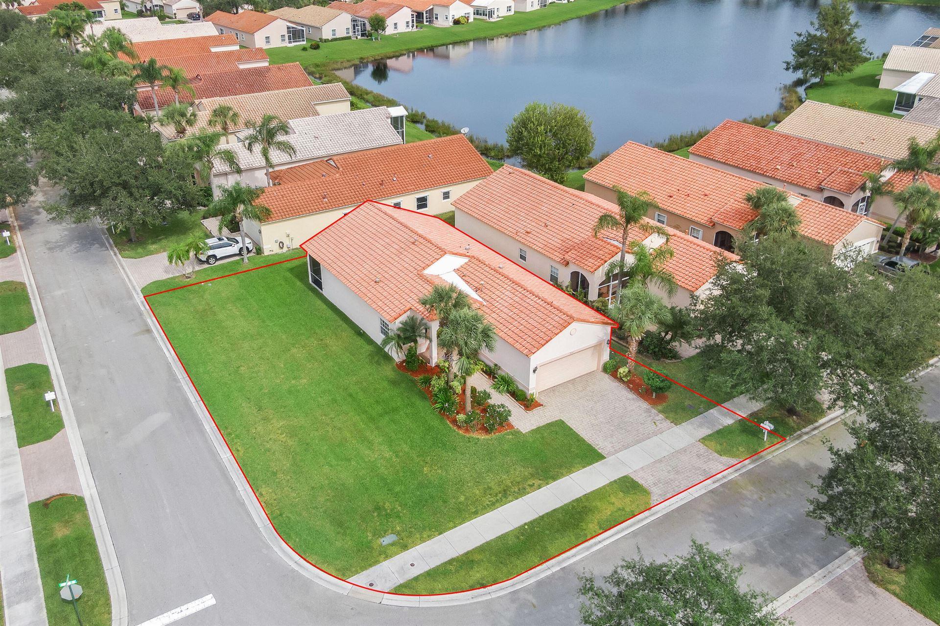 Photo of 450 NW Lismore Lane, Port Saint Lucie, FL 34986 (MLS # RX-10754627)