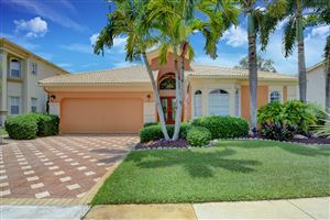 Photo of 6447 Marbletree Lane, Lake Worth, FL 33467 (MLS # RX-10541628)