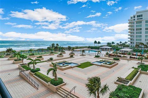Photo of 2000 S Ocean Boulevard #3-G, Boca Raton, FL 33432 (MLS # RX-10669628)
