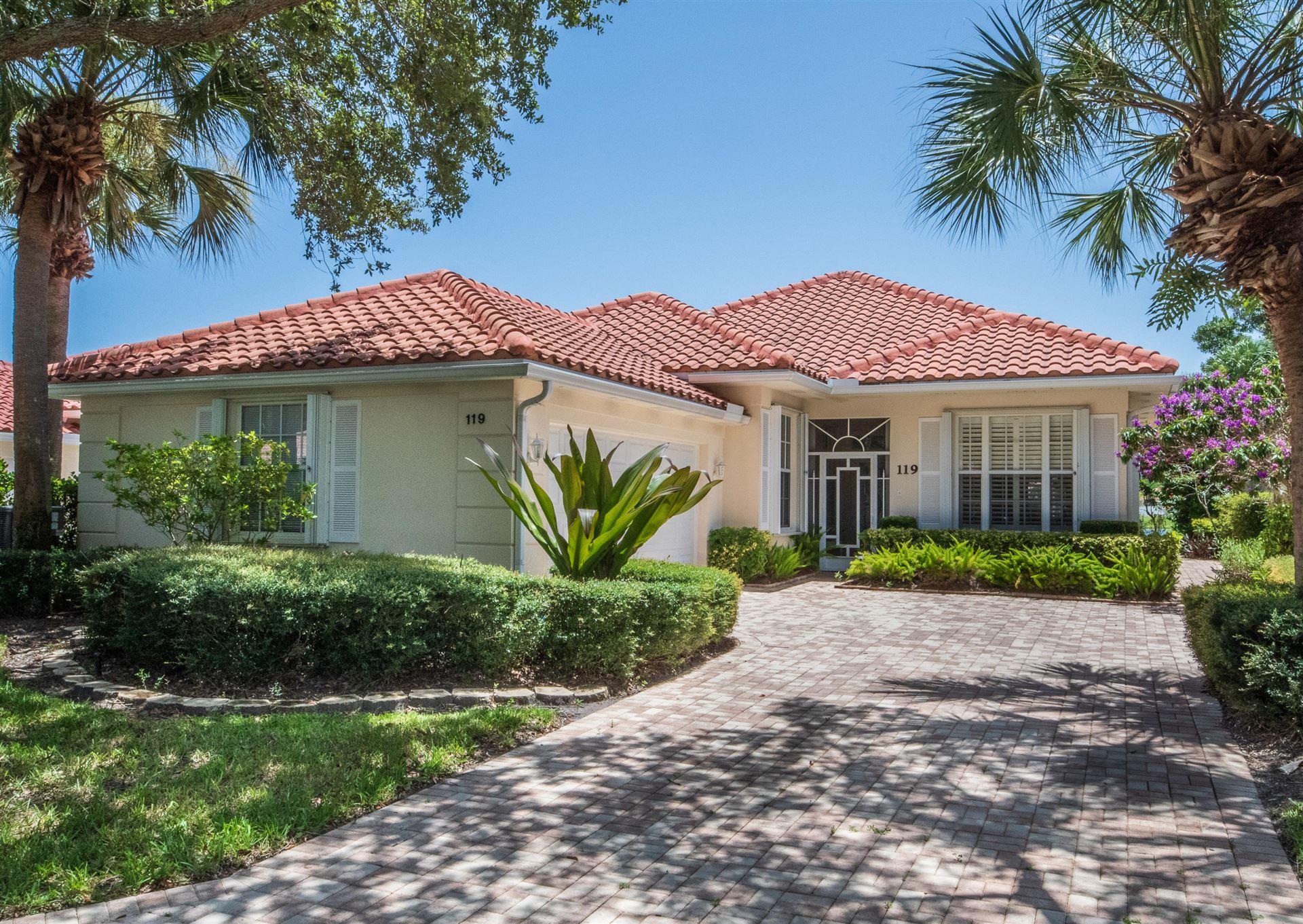 119 Lost Bridge Drive, Palm Beach Gardens, FL 33410 - #: RX-10644628