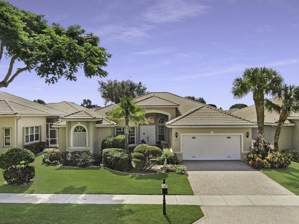 Photo of 7422 Viale Angelo, Delray Beach, FL 33446 (MLS # RX-10753628)