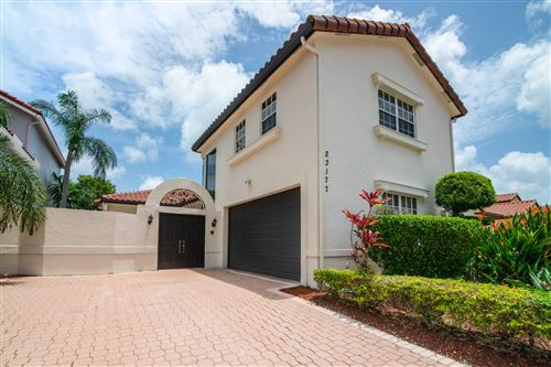 Photo of 23177 Via Stel, Boca Raton, FL 33433 (MLS # RX-10643629)