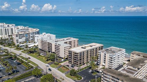 Photo of 4000 S Ocean Boulevard #104, Palm Beach, FL 33480 (MLS # RX-10686629)