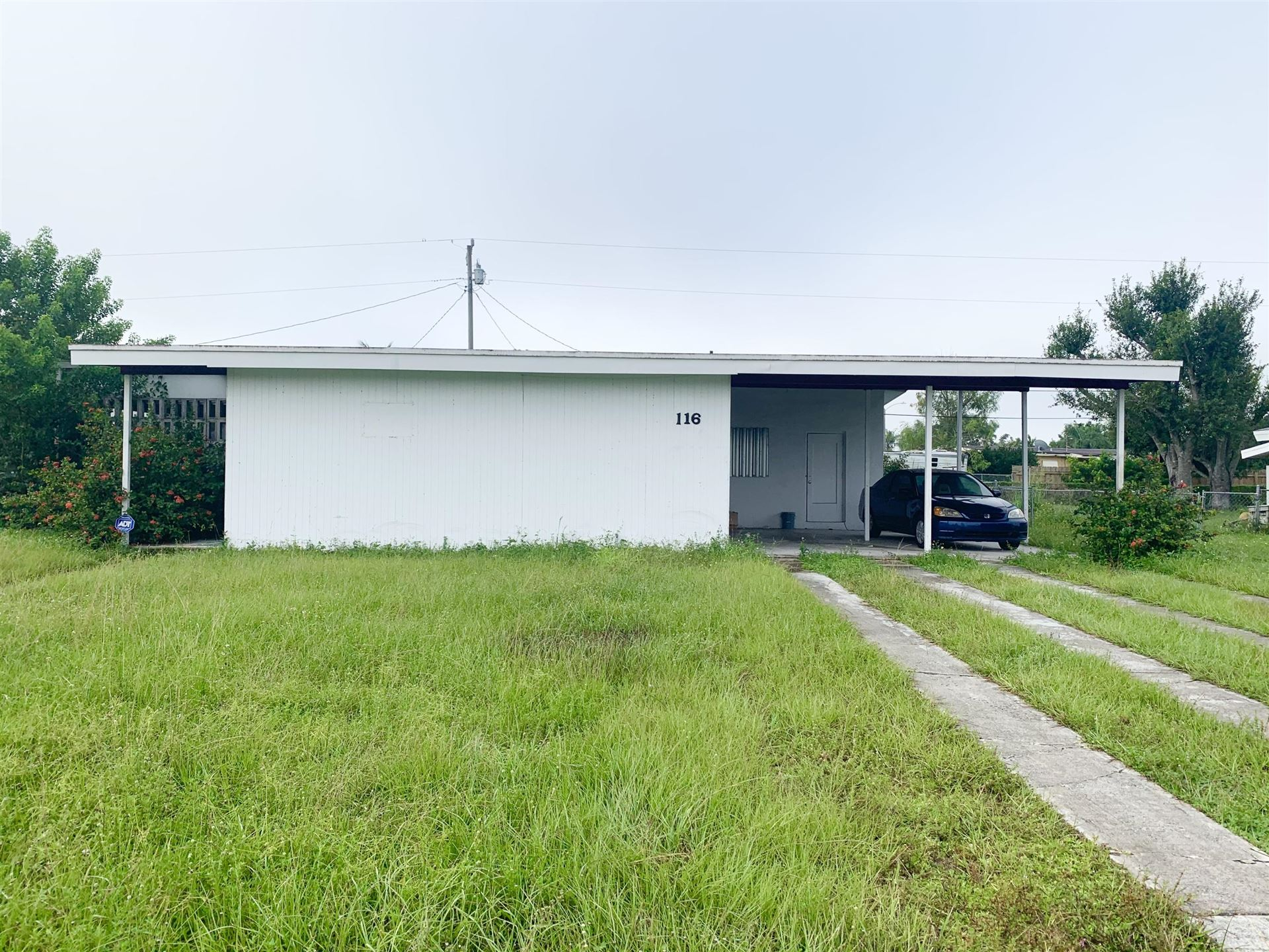 116 SE Prima Vista Boulevard, Fort Pierce, FL 34983 - #: RX-10665629