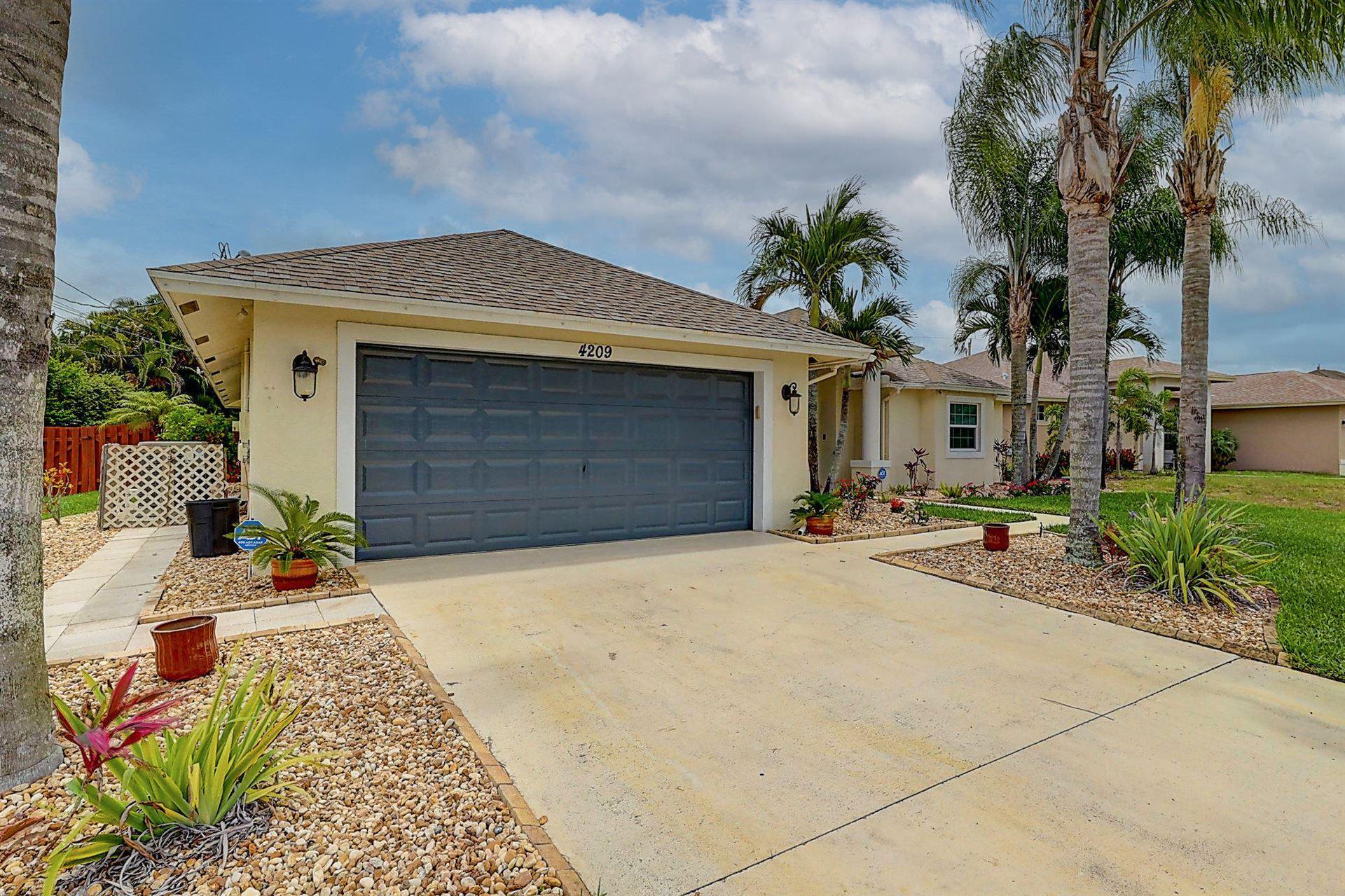 4209 SW Xenon Street, Port Saint Lucie, FL 34953 - MLS#: RX-10716629