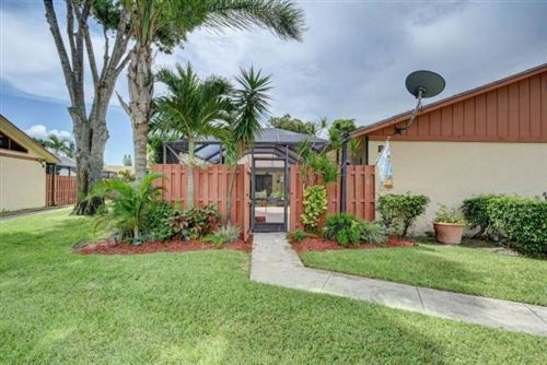 Photo of Listing MLS rx in 1050 Summit Place Circle #B West Palm Beach FL 33415