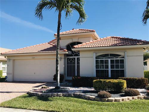 Photo of 5947 Royal Club Drive, Boynton Beach, FL 33437 (MLS # RX-10687630)