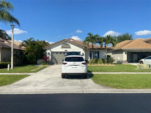 Photo of 7846 Manor Forest Boulevard Boulevard, Boynton Beach, FL 33436 (MLS # RX-10707630)
