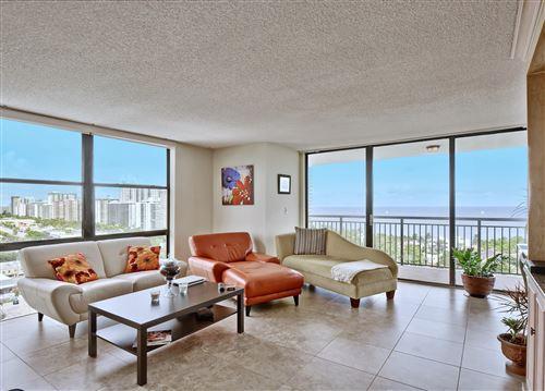 Photo of 3031 N Ocean Boulevard #1706, Fort Lauderdale, FL 33308 (MLS # RX-10721630)
