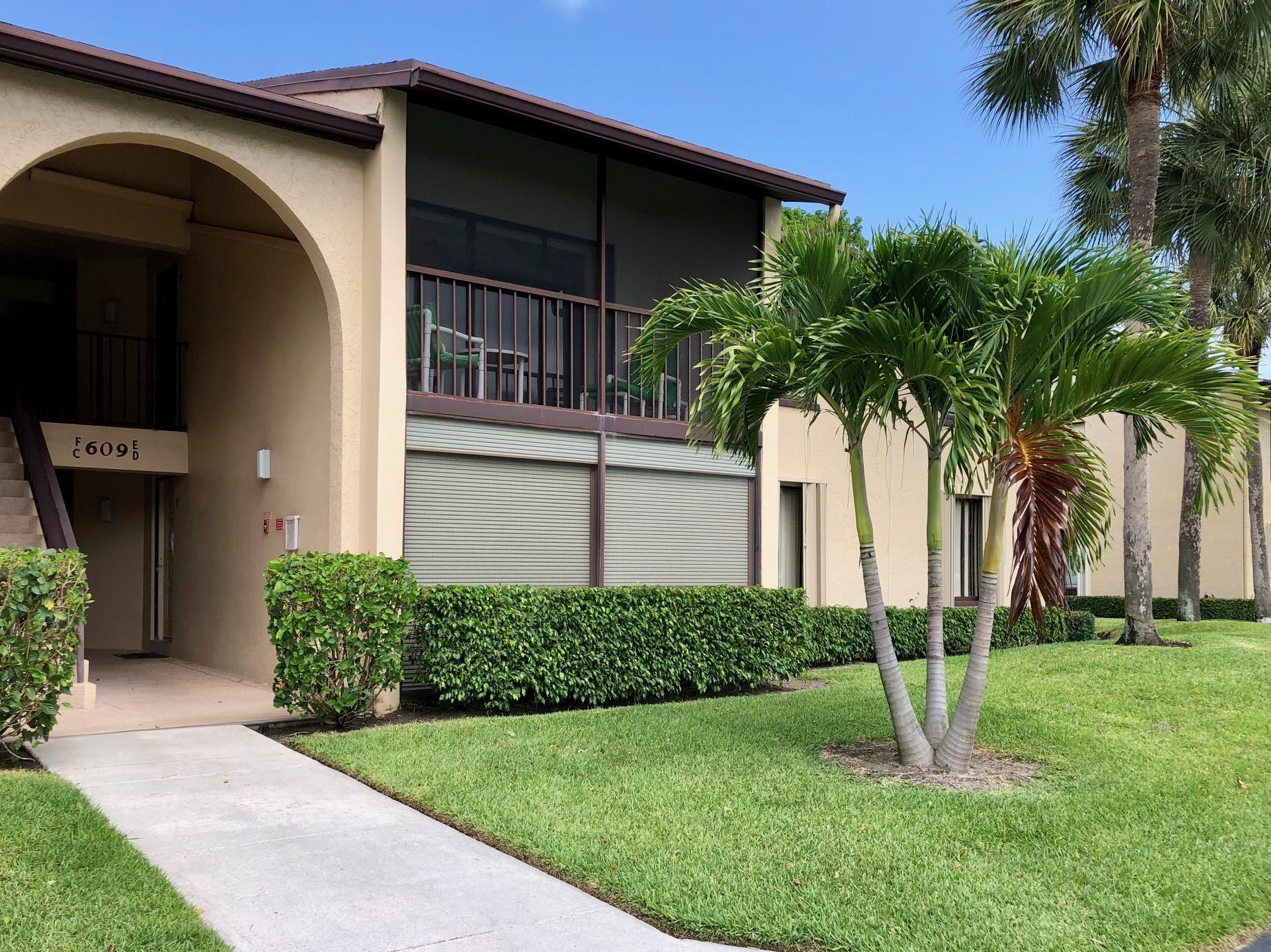 609 Sea Pine Way #D2, Greenacres, FL 33415 - #: RX-10626630