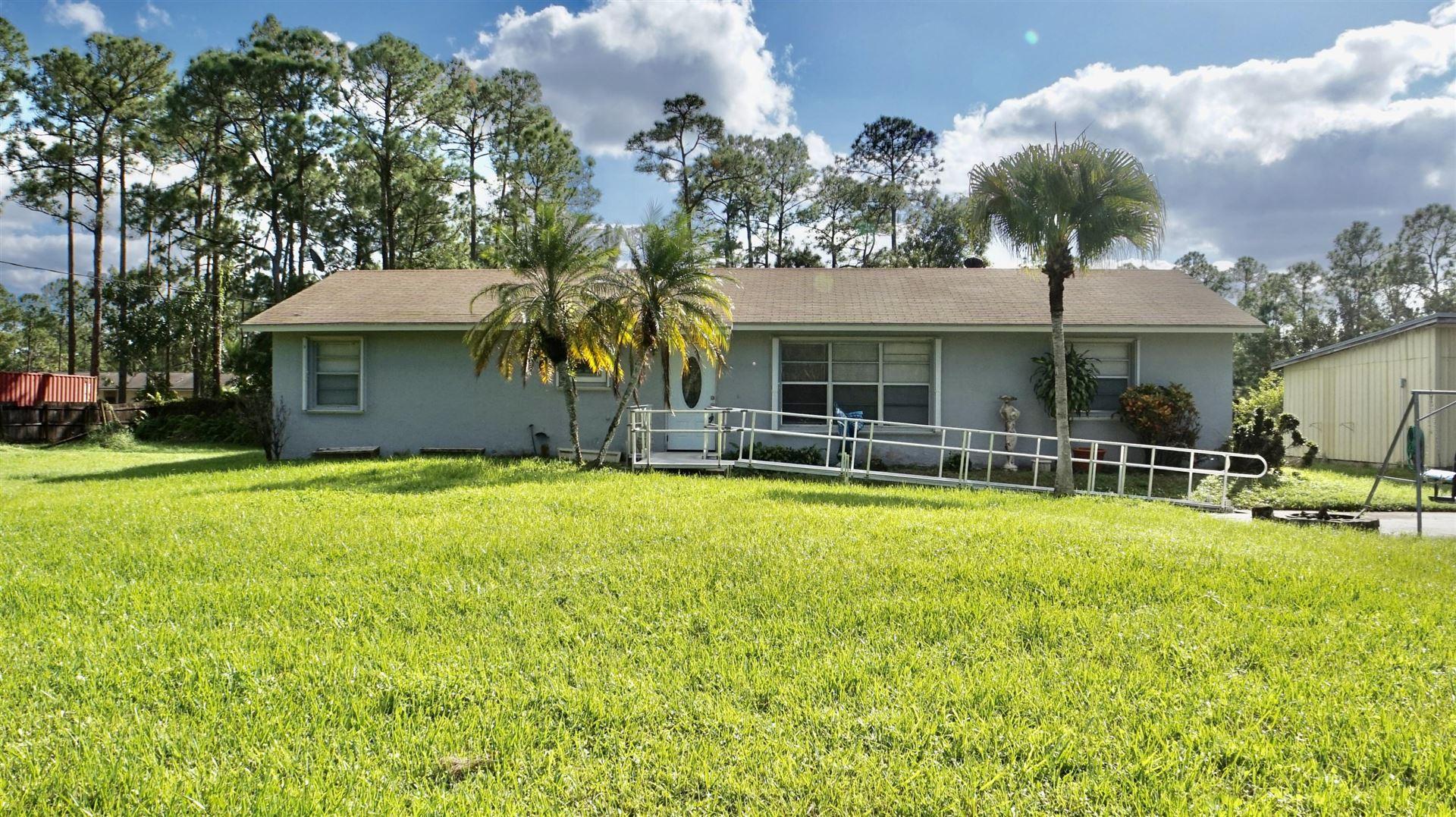 12310 59th Street N, West Palm Beach, FL 33411 - #: RX-10673630