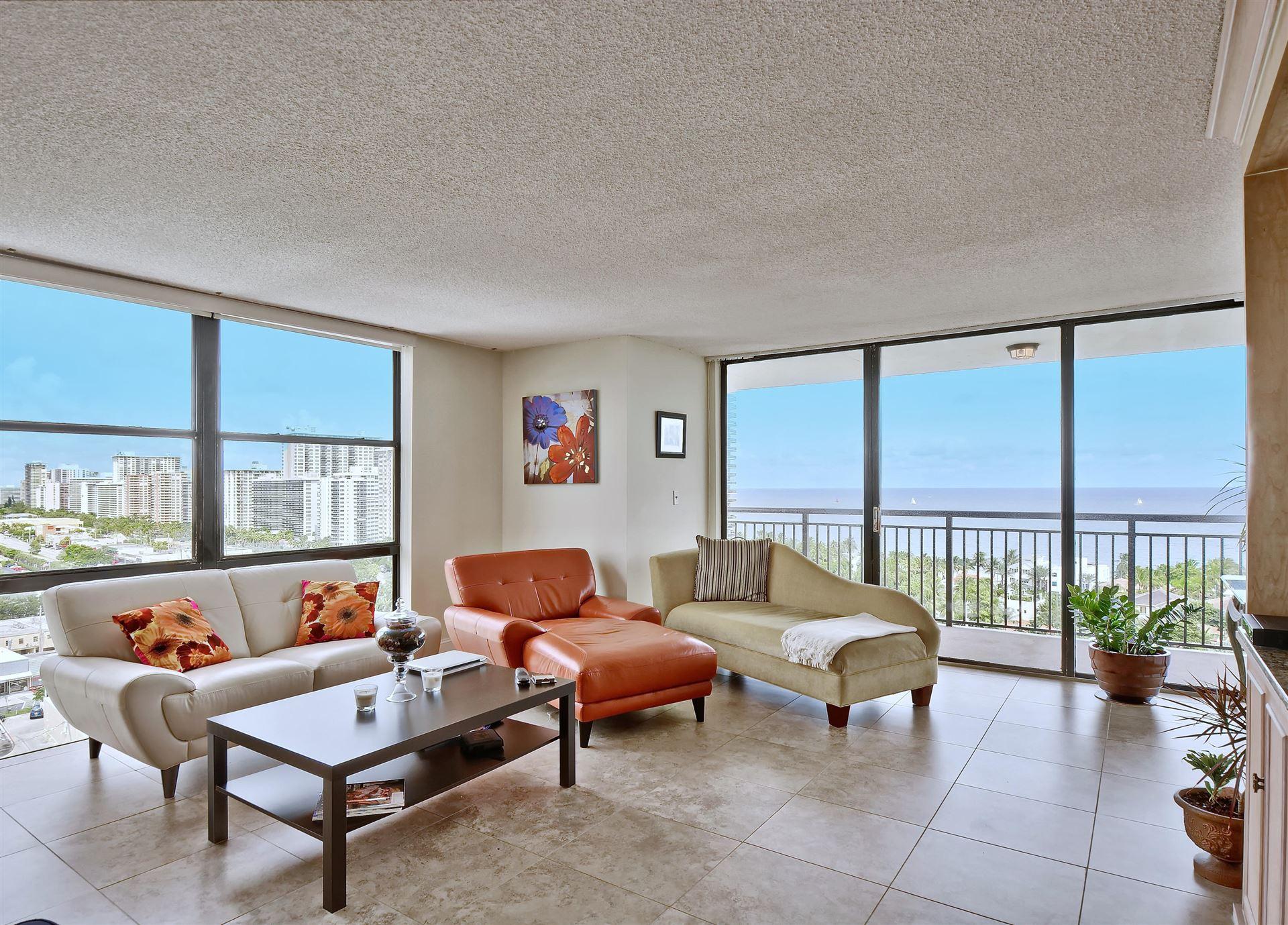 3031 N Ocean Boulevard #1706, Fort Lauderdale, FL 33308 - #: RX-10721630