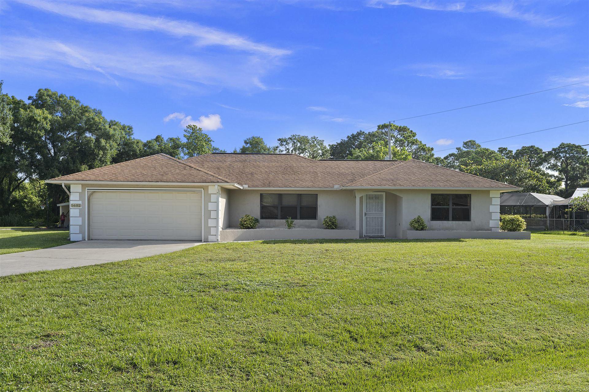 5602 Killarney Avenue, Fort Pierce, FL 34951 - #: RX-10734630