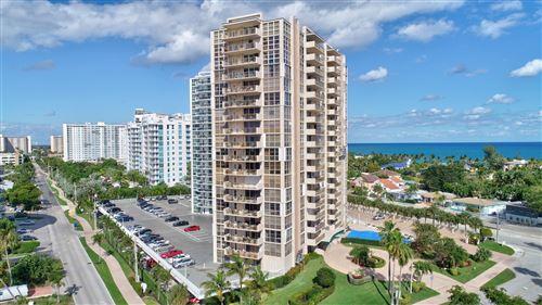 Photo of 2701 N Ocean Boulevard #5b, Fort Lauderdale, FL 33308 (MLS # RX-10681631)