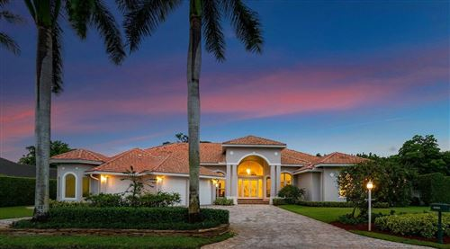 Photo of 4585 Gleneagles Drive, Boynton Beach, FL 33436 (MLS # RX-10714631)