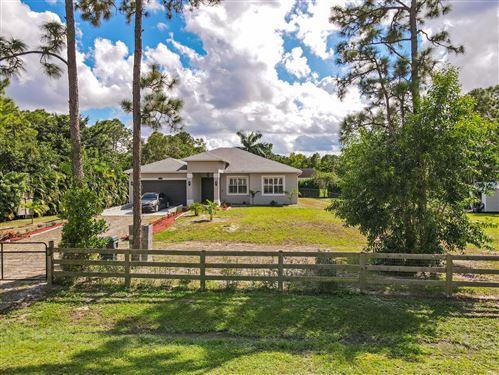 Photo of 18310 42nd Road N, The Acreage, FL 33470 (MLS # RX-10753631)
