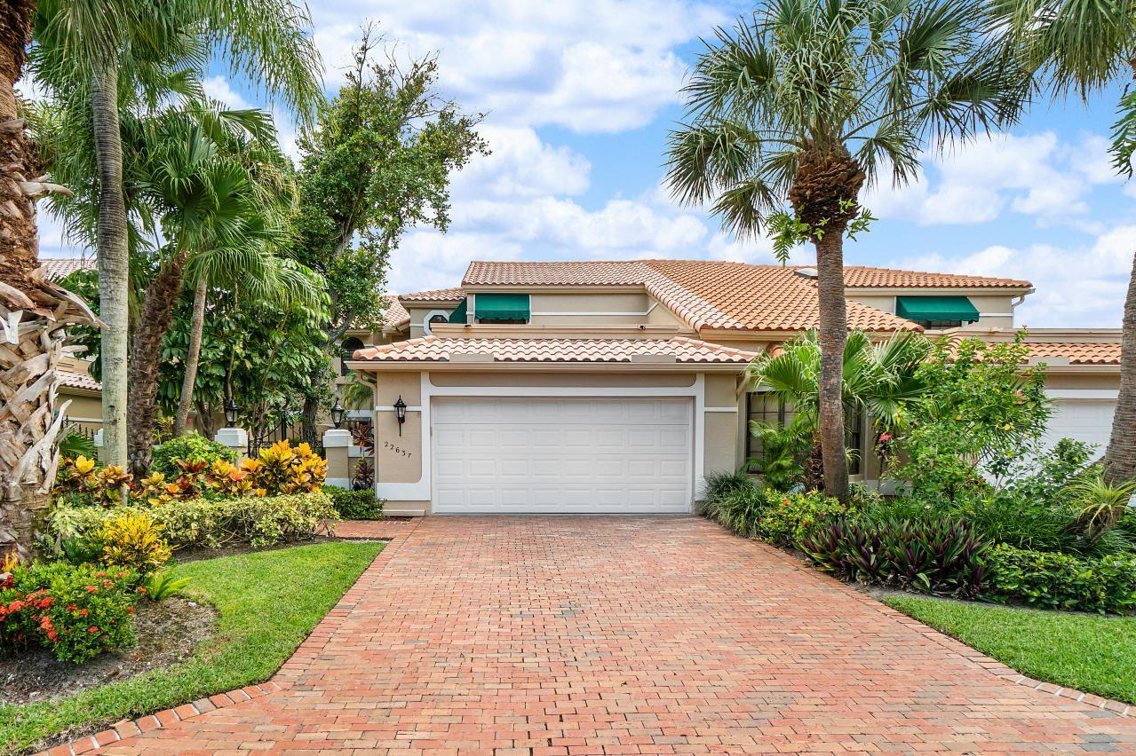 22637 Caravelle Circle, Boca Raton, FL 33433 - #: RX-10653631