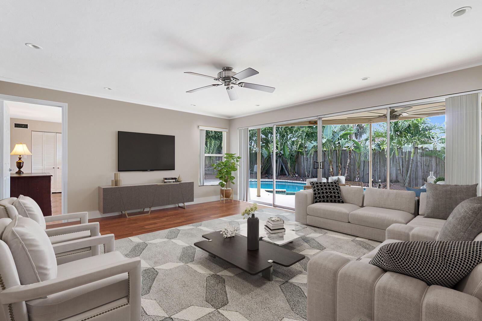 Photo of 2060 NE 63rd Court, Fort Lauderdale, FL 33308 (MLS # RX-10657631)