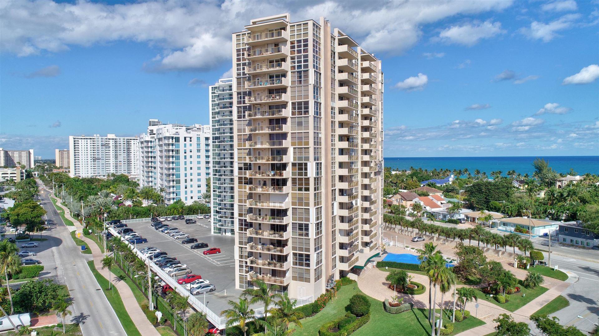 2701 N Ocean Boulevard #5b, Fort Lauderdale, FL 33308 - #: RX-10681631