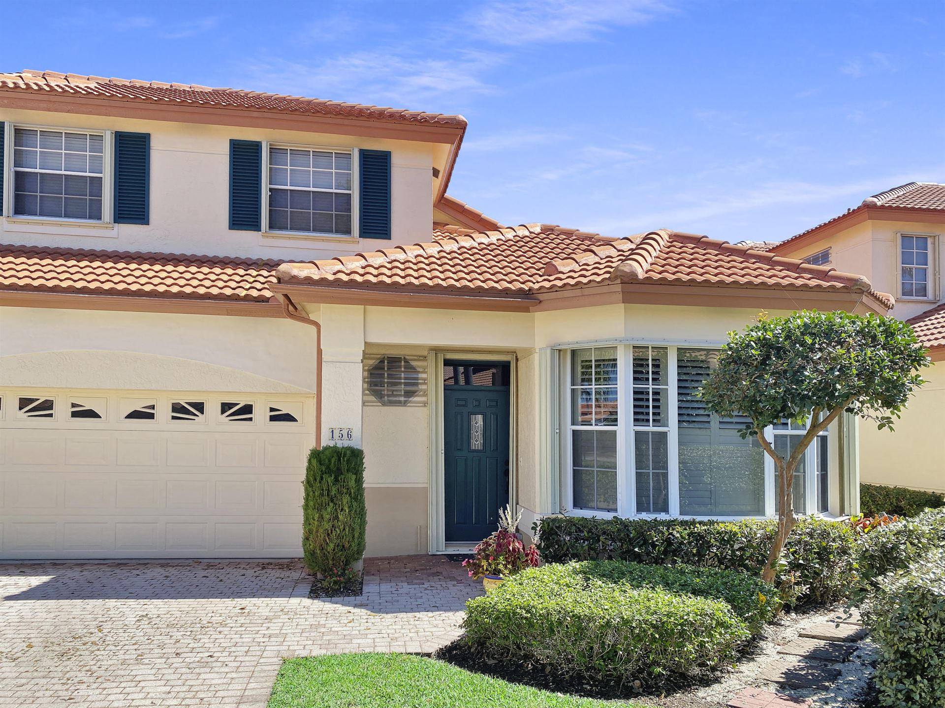 Photo of 156 Spyglass Way, Palm Beach Gardens, FL 33418 (MLS # RX-10695631)